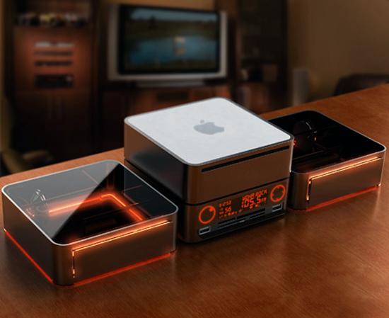 Apple Mac Mini Radio Dock