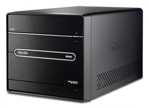 Shuttle XPC H7 4500H – Media Centre PC