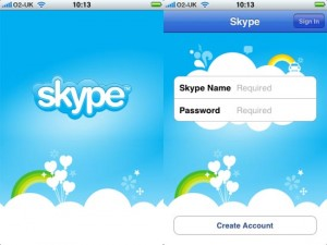Skype iPhone App – Hands On