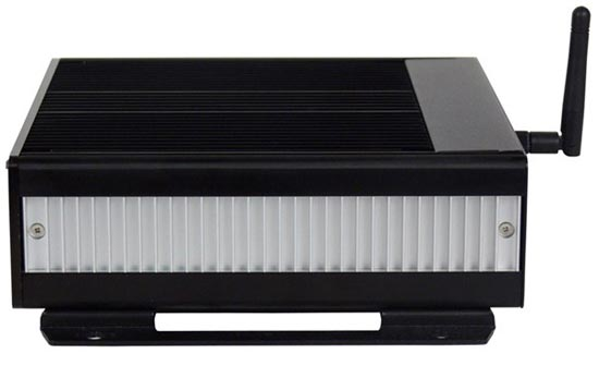 Stealth LPC-625F Fanless Mini PC