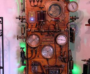 Steampunk Frankenstein PC Mod – Final Version