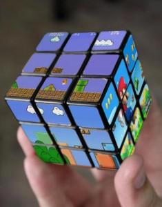 Super Mario Rubik's Cube