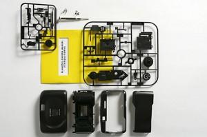SuperHeadz Plamodel DIY 35mm Camera