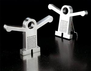 Design – The T-Man Tea Strainer