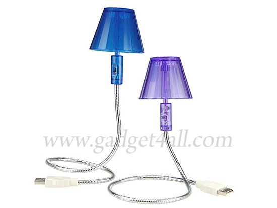 USB Retro Lamp