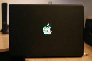 DIY – Make your own Apple Logo LCD Mod