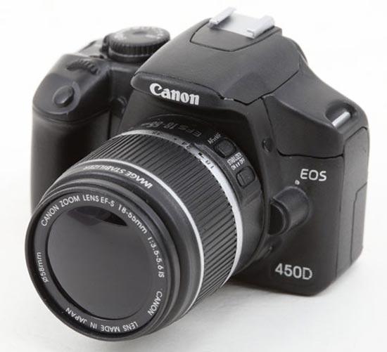 Canon EOS 450D USB Flash Drive