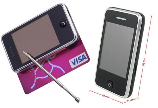 iPhone Nano Clone