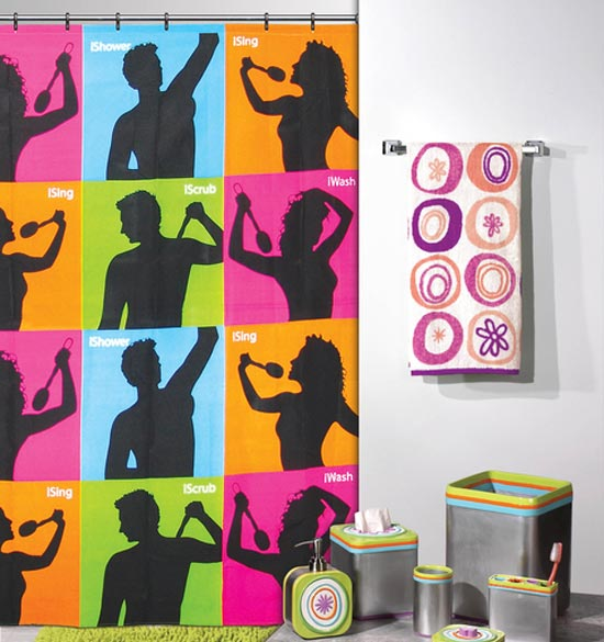 iShower Curtain