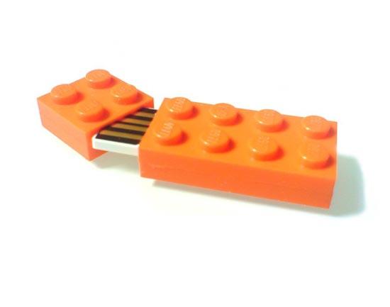 Lego Flash Drives