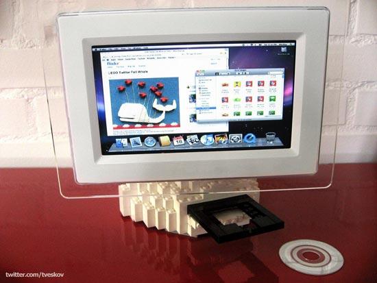 Lego iMac G4