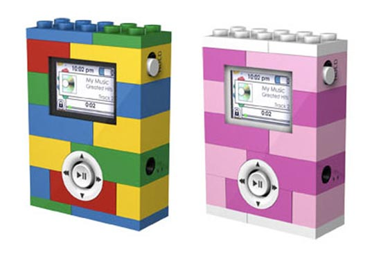 Lego MP3 Player