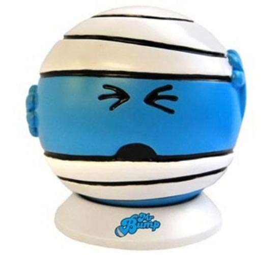 Mr Bump Alarm Clock