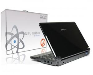 OCZ DIY Neutrino Netbook