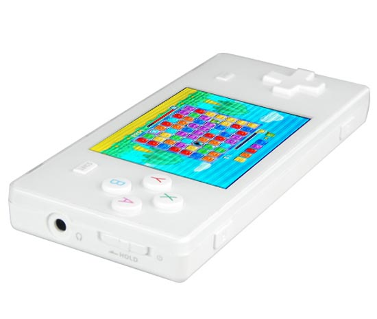 Portable Gaming PMP