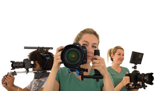 Redrock DSLR Camera Rig