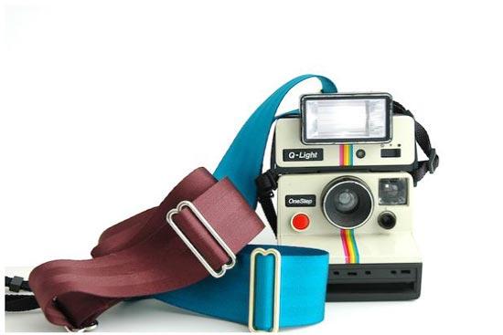 seat belt camera strap