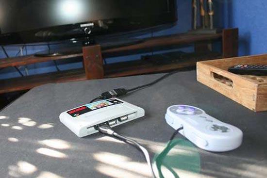 DIY - SNES Cartridge USB Hub