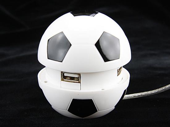 Soccer Ball USB Hub