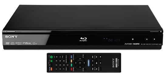 Sony BDP-S360 Blu-ray Player