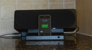 Review – Sony SRS-GU10iP  iPod/iPhone Dock