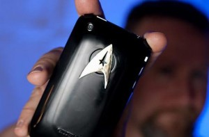DIY Star Trek iPhone Case