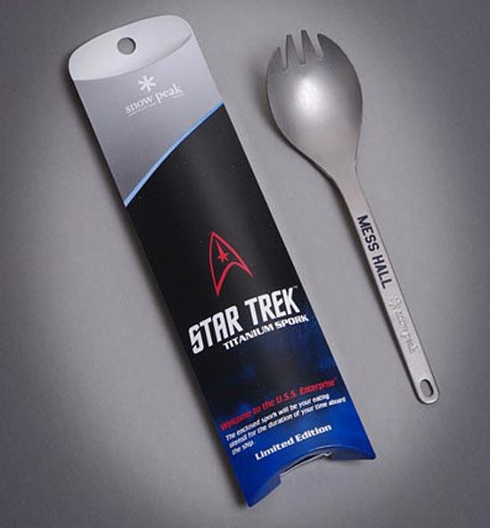 Star Trek Spork