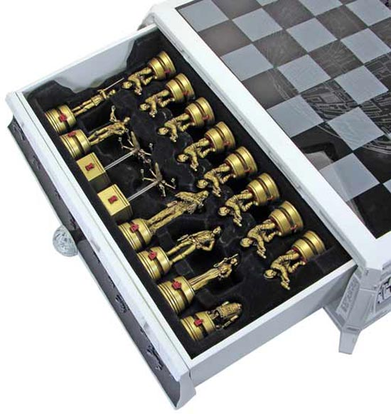 Star wars chess set 2