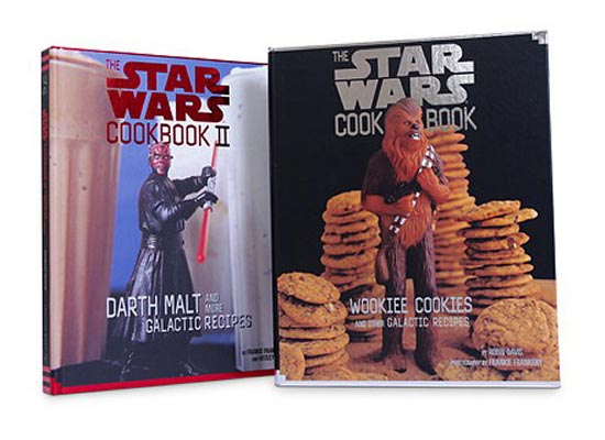 star wars cooksbooks