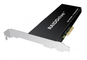 Super Talent 2TB PCIe RAIDDrive