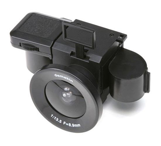 SuperHeadz Demekin Fisheye 110 Camera