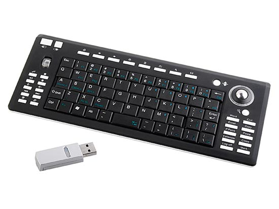 Tiny Wireless Keyboard