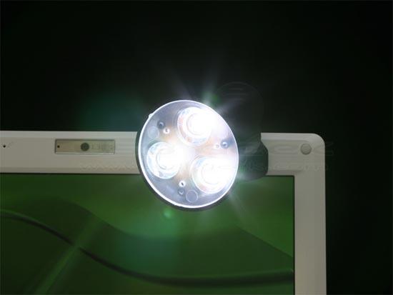 USB Ultra Bright Clip Light