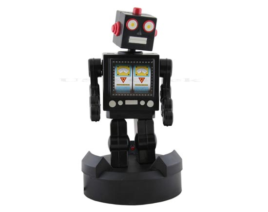 Toys For Geeks : Geek toys the usb dancing robot