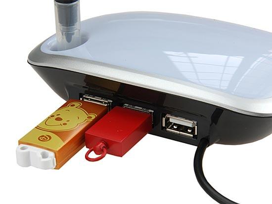 USB Moody 3 Port Hub