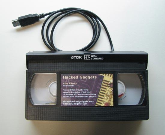 VHS USB Drive