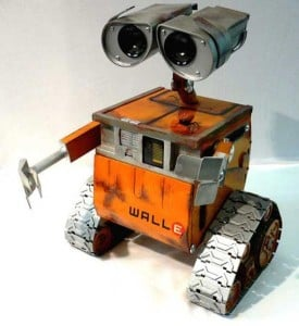 Awesome Wall-E Case Mod