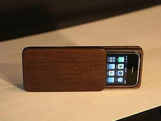 Handmade Wooden iPhone Cases