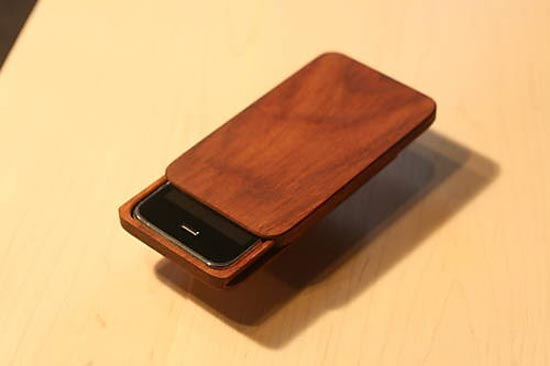 Handmade Wooden iPhone Cases