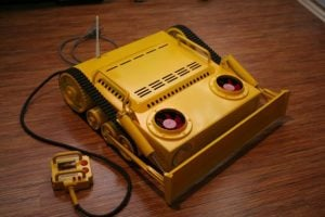 The Yellow Bulldozer PC