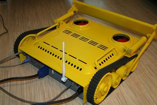 Yellow Bulldozer PC