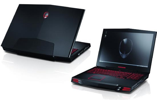 Alienware M17X Gaming Laptop
