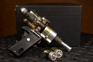 Steampunk 'Atomic Disruptor Raygun'