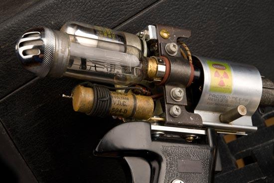 Atomic Disruptor Raygun
