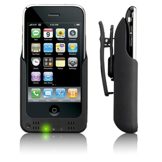 Case-Mate iPhone 3G Fuel Battery Back