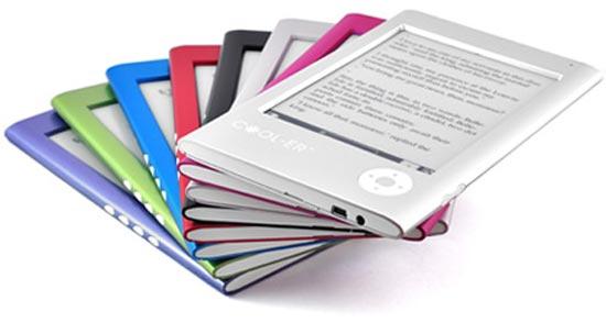 Cool-er Ebook Reader