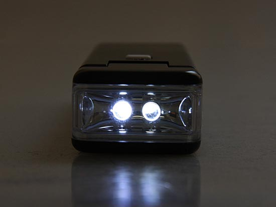 Flashlight USB Hub