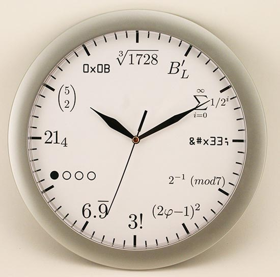 The Geek Clock