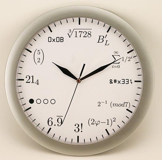 The Geek Clock