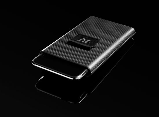Gorilla Carbon Fibre iPhone Case